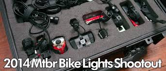 best led bike lights review 2014 mtbr bike lights shootout mtbr com