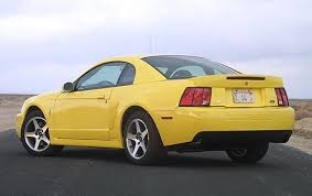 ford mustang 2003 used 2003 ford mustang svt cobra pricing for sale edmunds