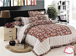 Elephant Print Comforter Set Duvet Ruffle Bedding Set Maroon Comforter Set Bohemian Duvet