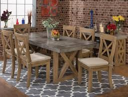 rockport concrete dining table levin furniture