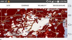 Metro Pcs Map Coverage by At U0026t Rural Coverage Also Att Vs Verizon Tech 1 Pic Page 9