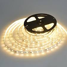 Exterior Led Strip Lighting Amazon Com Wentop Led Strip Lights Waterproof Led Tape Light 12v
