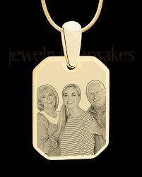 engraved pendants gold octagon photo engraved pendant and gold photo pendants