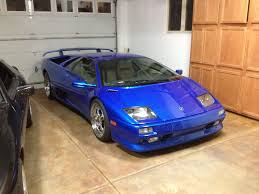 silver lamborghini diablo how did i afford a 1999 lamborghini diablo how did you afford