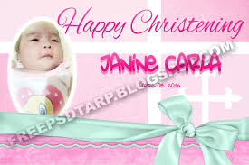 layout for tarpaulin baptismal free psd editable christening for tarpaulin free psd design