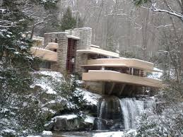 falling water frank lloyd wright falling water mood board