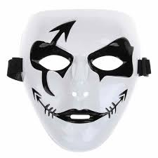 mardi gras skull mask fashion mardi gras mask white hip hop