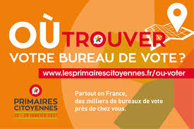 changer de bureau de vote devenir volontaire les primaires citoyennes de la gauche 22 et
