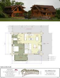 pioneer log homes floor plans winchester pioneer log homes midwest