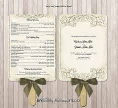 vintage wedding programs 50 wedding invitations save the dates and programs program