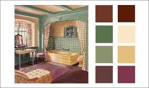 1930 crane bathroom american residential interiors vintage