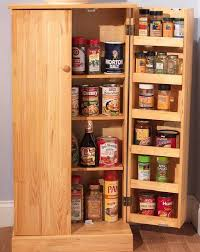 kitchen pantry wood storage cabinets small pine wood freestanding pantry cabinet with