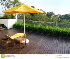 balcony garden design stock photo image of facilities 8062964