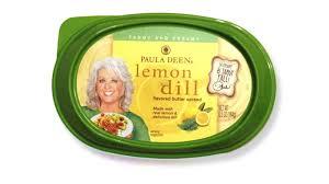 paula deen brand butter exists now on sale at walmart eater