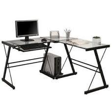 Computer Desks Black Black Desk Ebay