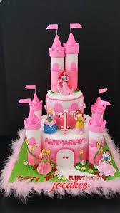 Princess Cake Cupcakes Cookies Jocakes