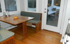 Nook Table Set by Bench Riveting Corner Bench Kitchen Table Plans Arresting Corner