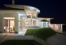 Contemporary Home Exterior by Modern Homes Exterior Also Architectural Designs For Houses