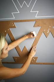 einfache wandgestaltung awesome einfach nachgemacht wandgestaltung wischtechnik images