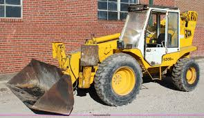 jcb 530 bhl telehandler item j4533 sold december 30 con