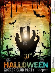 halloween party background halloween fear horror party background royalty free stock photo
