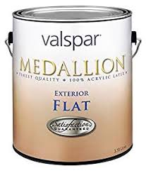 medallion 27 45501 qt 1 quart flat white medallion exterior latex