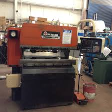 a sms stock brake press amada 4 ft x 30 ton 1 jpg