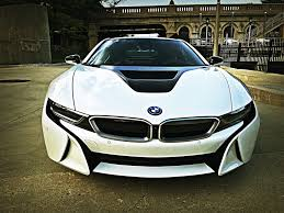 Bmw I8 Modified - crystal white bmw i8 is a real eye catcher bmwcoop