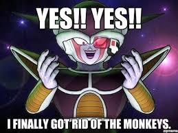 Monkey Meme Generator - frieza meme weknowmemes generator