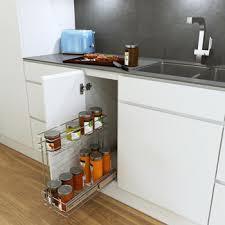 kitchen cabinet pull out storage racks wiro bottom mount pull out cabinet storage in sizes