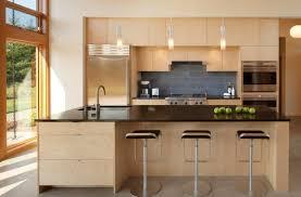 Natural Wood Kitchen Island 35 Custom Kitchen Designs From Top Kitchen Designers Worldwide