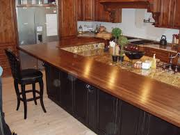 kitchen countertop design ideas natural wooden kitchen countertops for a trendy look ideas 4 homes