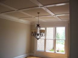 Ceiling Coffer Dining Room Traditional With Atlanta Paint - Furniture repair atlanta