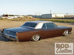 1966 lincoln continental coupe lincoln pinterest low rider