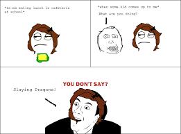 School Lunch Meme - school lunch meme comic by peppermintpony899 on deviantart
