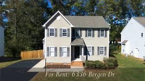 1 Bedroom Apartments In Richmond Va 6336 Bergen Drive Richmond Va 23225 House For Rent Youtube