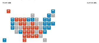 1984 Presidential Election Map the 2016 election is still hillary clinton u0027s to lose in our new