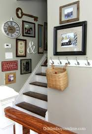 wall ideas stairway wall decor stairway wall decorating ideas