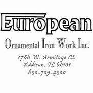 european ornamental iron work inc il alignable