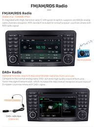 android 7 1 gps navigation car radio dvd player for 2005 2012