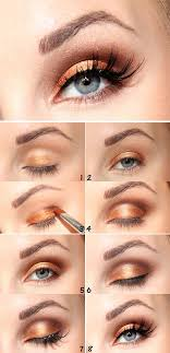 12 easy simple fall makeup tutorials for beginners