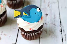 finding dory cake cookie and cupcake ideas