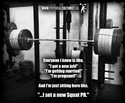 Squat Meme - i set a new squat pr physical culturist