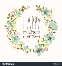 Mother S Day Flower Mothers Day Card Stock Photos Images U0026 Pictures Shutterstock