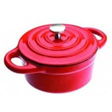 cuisine en cocotte ibili ustensiles et accessoires de cuisine mini cocotte ronde