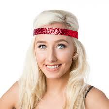 hipsy headbands hipsy adjustable no slip bling glitter wide headband