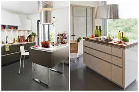faire une cuisine ouverte ilot central pour cuisine 7 cuisine faire une cuisine ouverte