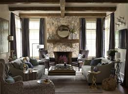 Living Room Furniture North Carolina by Room Of The Day Balancing Rustic And Glam In North Carolina