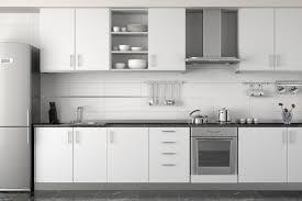 7 Black And White Kitchen by White Kitchen Interior Design Home Design Ideas