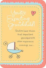 thanksgiving card verses new baby hallmark